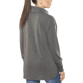 Royal Robbins Channel Island mid layer Donna grigio